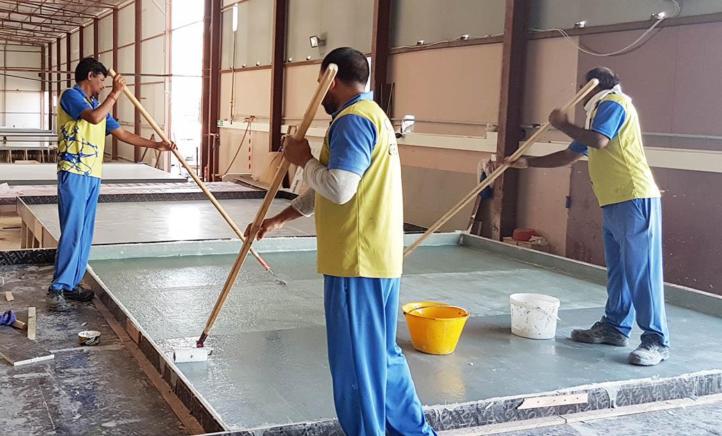 Glass Reinforced Concrete (GRC) – Globeclad Fire Resistant